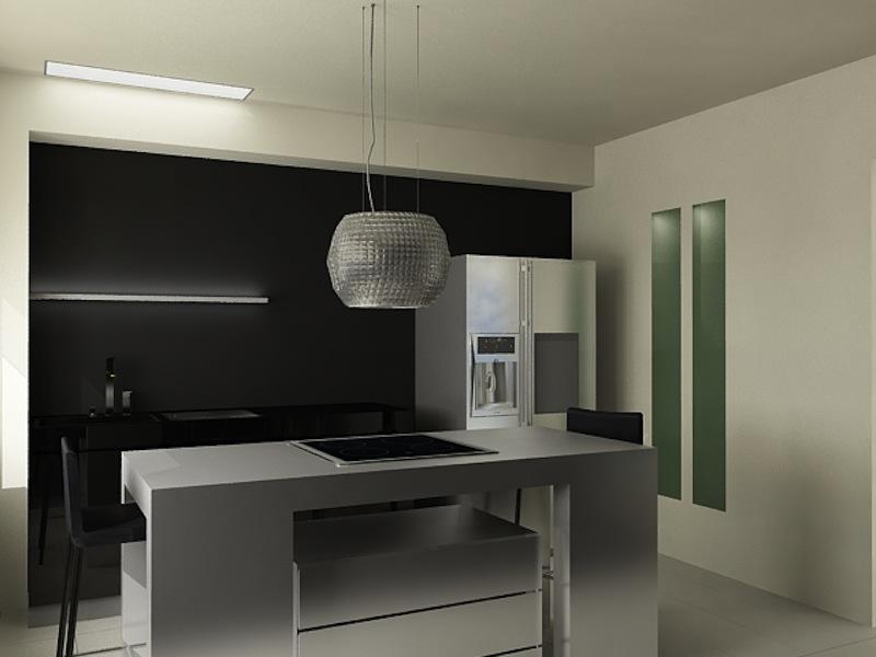 Ola Wołczyk – architekt wnętrz » projekty domów, mieszkań   -> Kuchnia Weglowa Ola