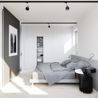 Warszawa - mieszkanie MAB, 65m2